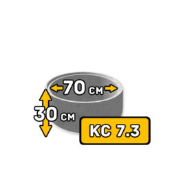 ЖБИ горловина КС-7.3 - фото